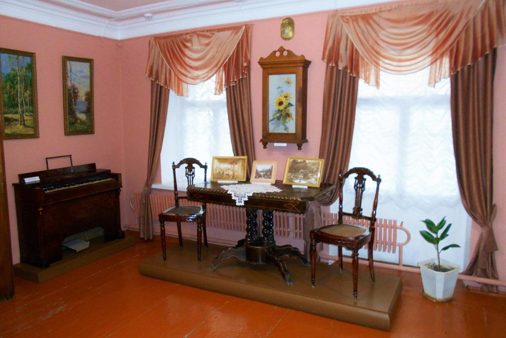 Хвалынский краеведческий музей, отдел истории