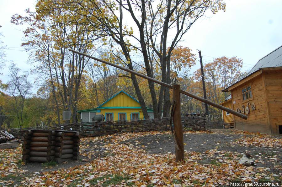 Этнографический музей «Деревенское подворье»