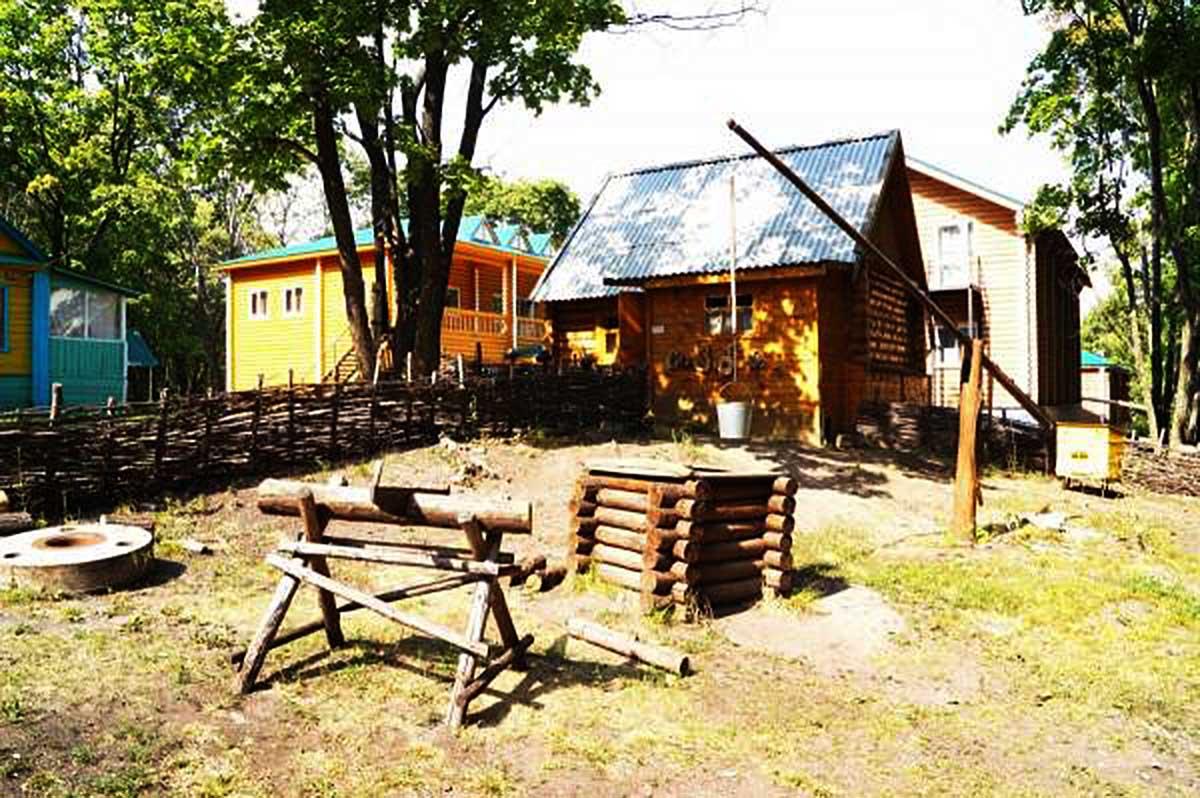 Туристический комплекс «Солнечная поляна»