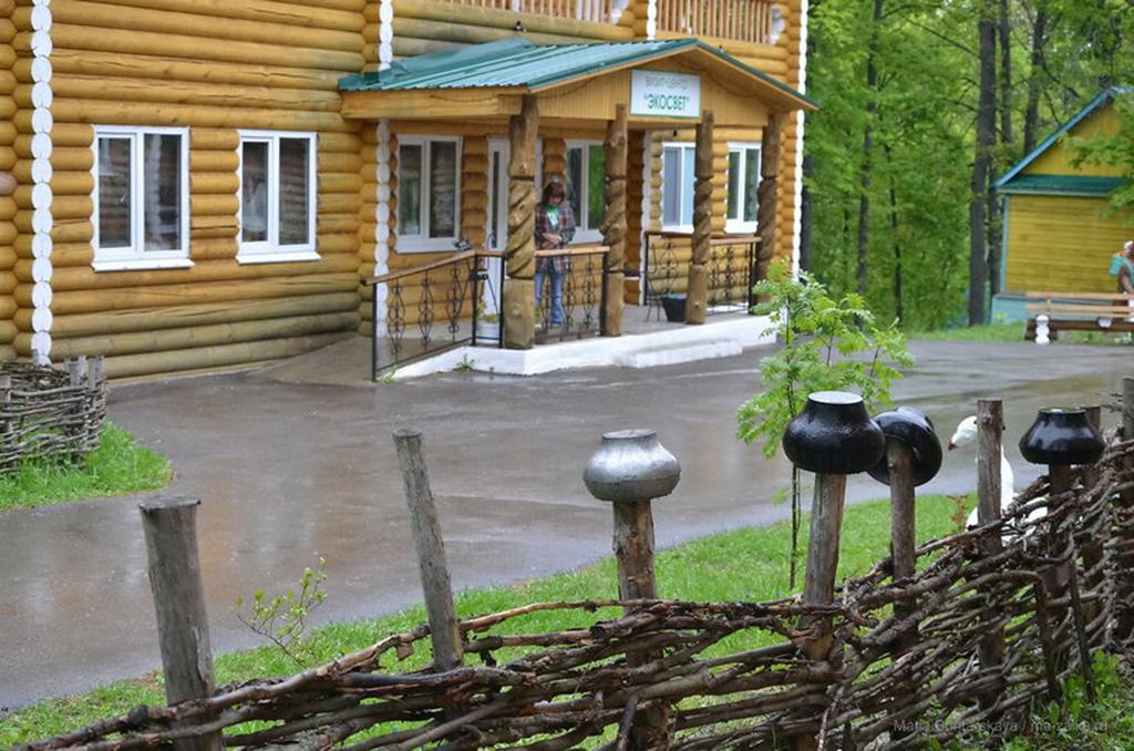 Музей природы Хвалынского парка «Визит-центр «Экосвет»