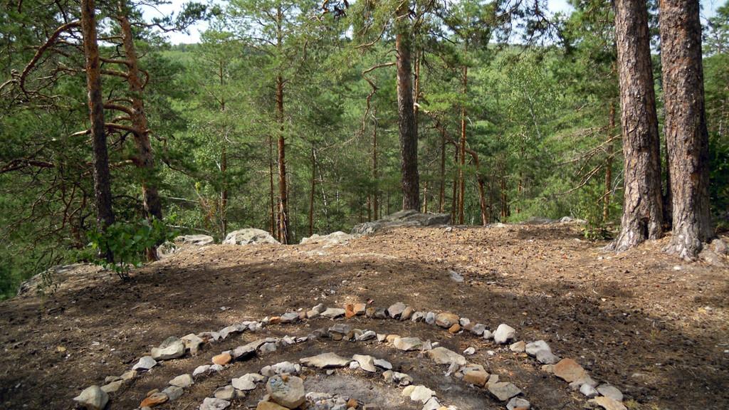 Рачейские скалы