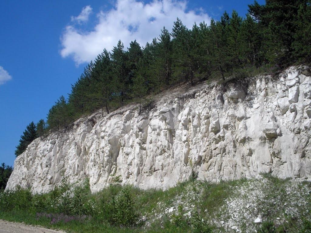 Хвалынские меловые горы