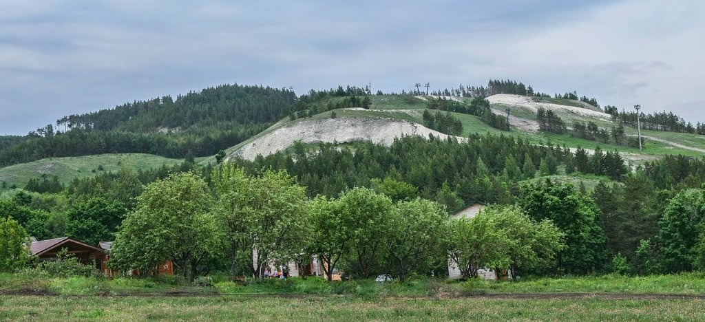 Меловые горы