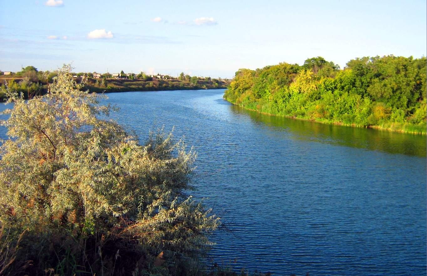 Река Большой Иргиз