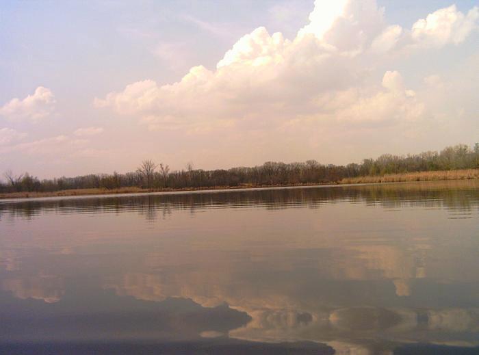 Тройное озеро