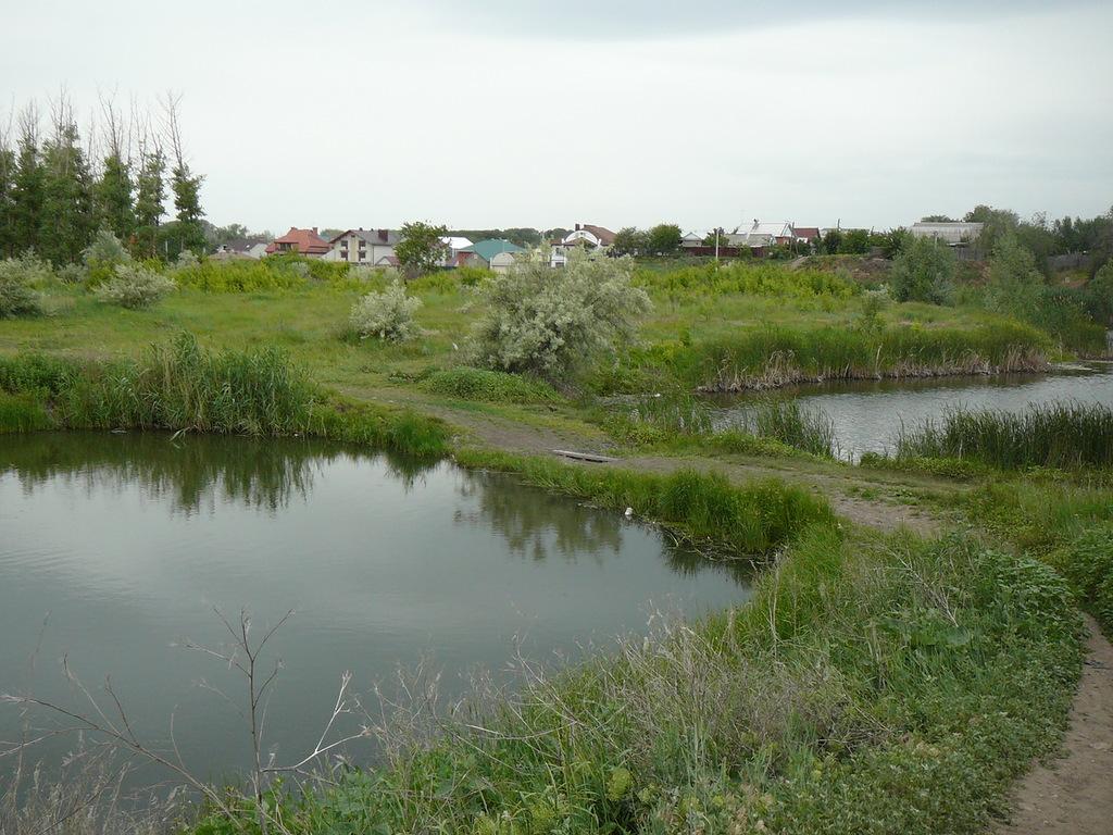 Озеро Кривенькое