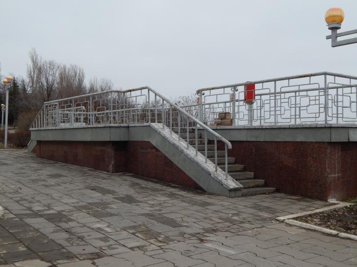 Смотровая площадка «Платформа»