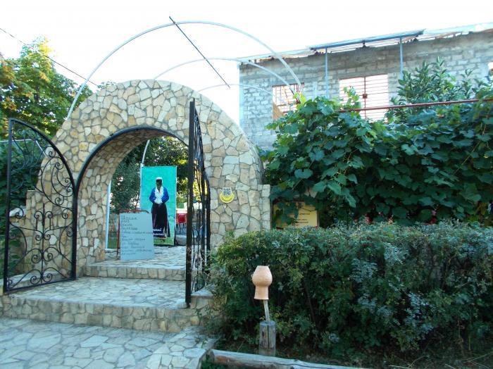 Армянское подворье «Хрчит» в Национальной деревне