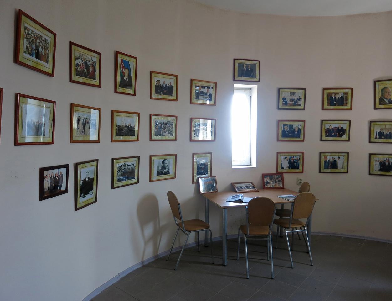 Азербайджанское подворье «Девичья Башня» в Национальной деревне