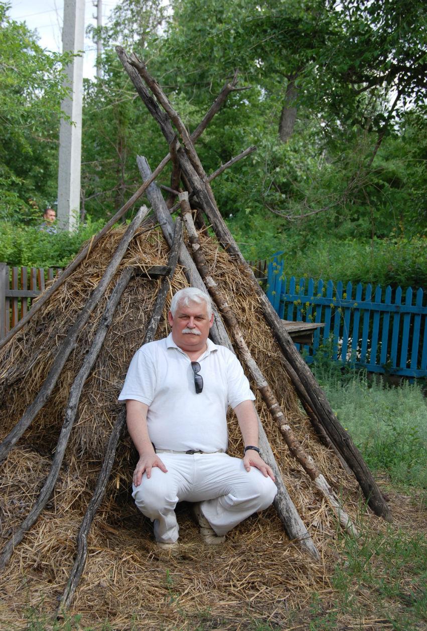 """Мордовское подворье """"Кудо"""" в Национальной деревне"""