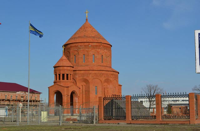Армянская Апостольская церковь Пресвятой Богородицы