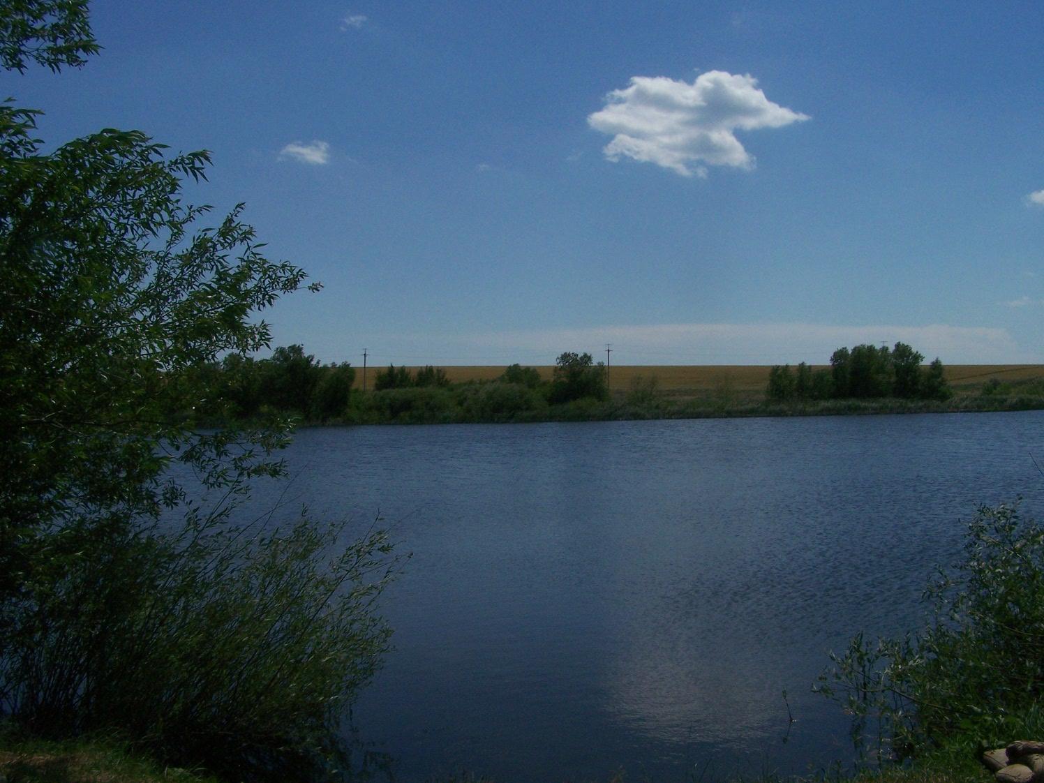 Славянский пруд