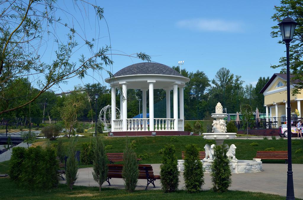 Городской сад Сапожникова