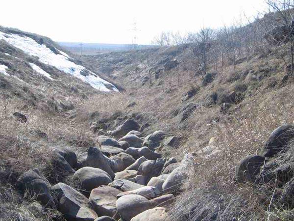 Большой Каменный Овраг