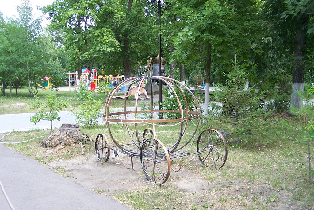 Аткарский парк-музей