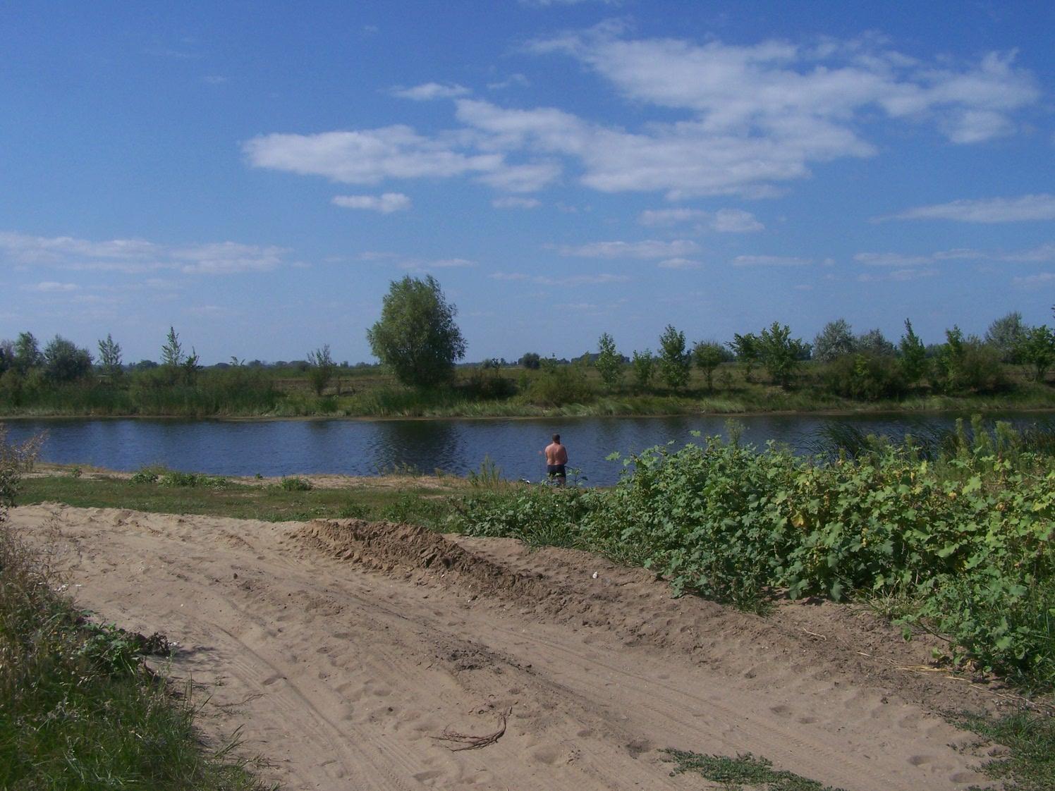 Красноярский кемпинг и пляж