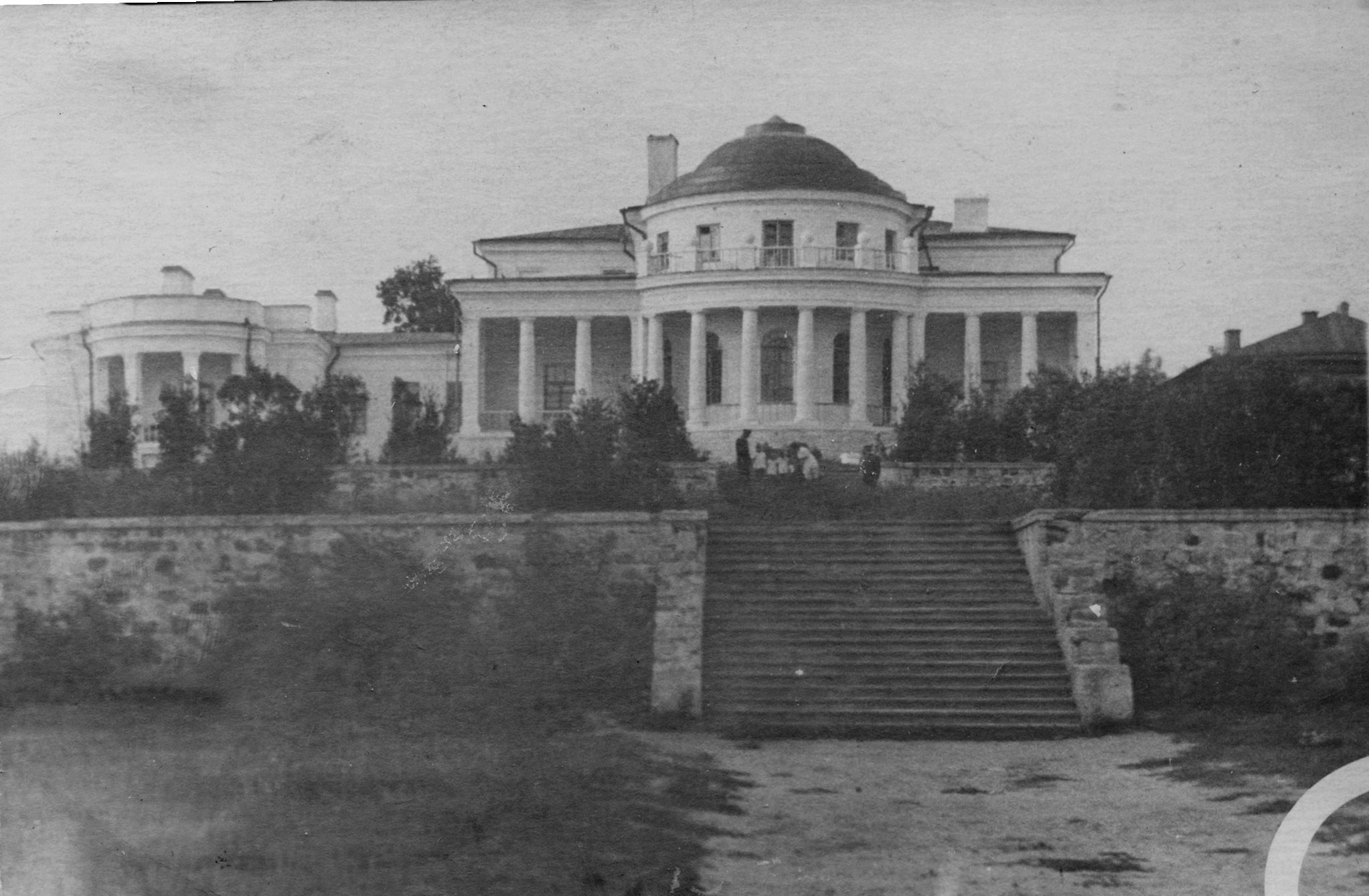 Усадьба В.Н. Воейкова