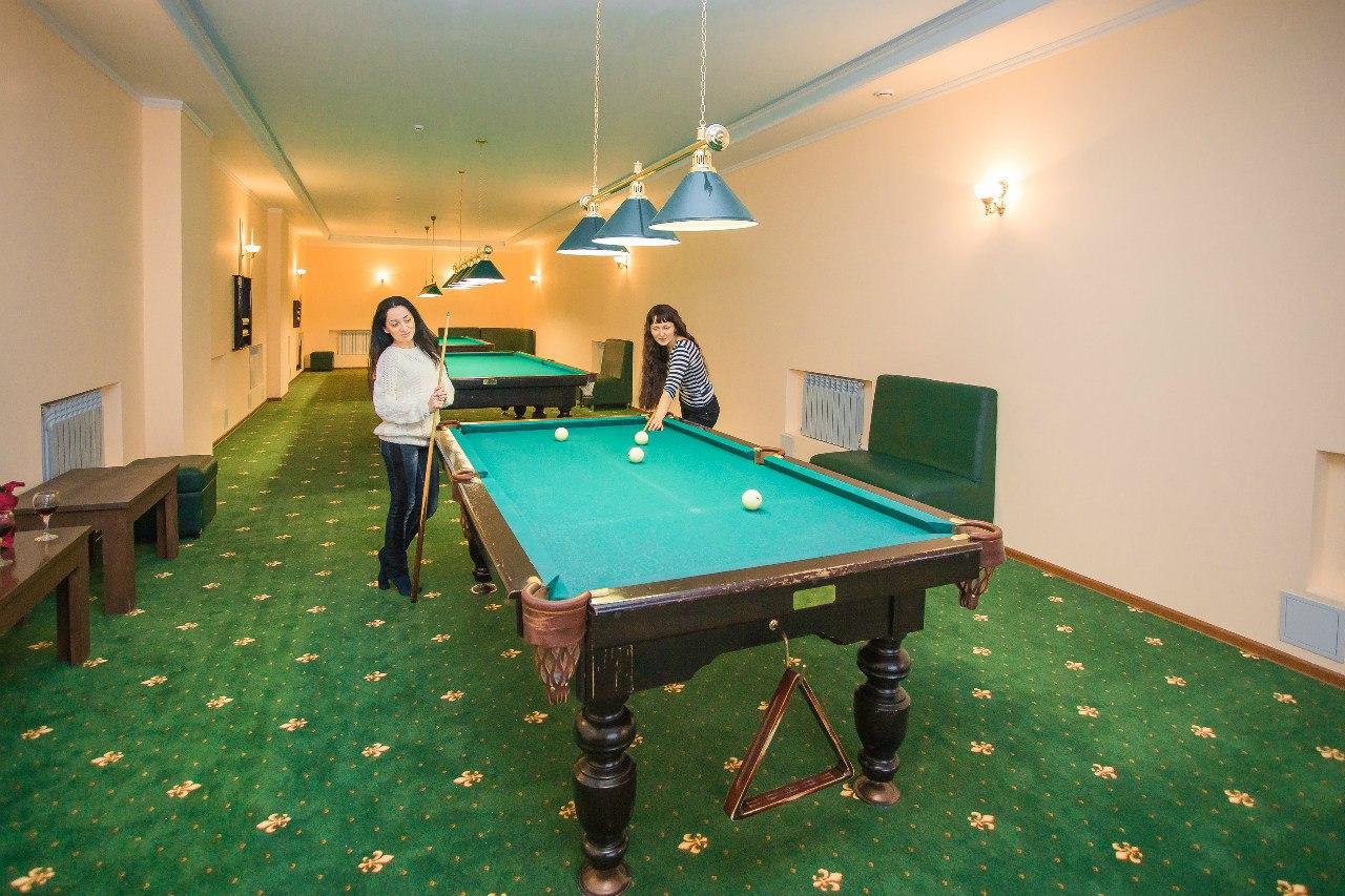Парк-отель «Хвалынский»