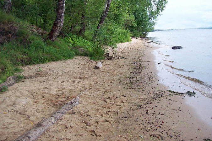 Вязовский пляж