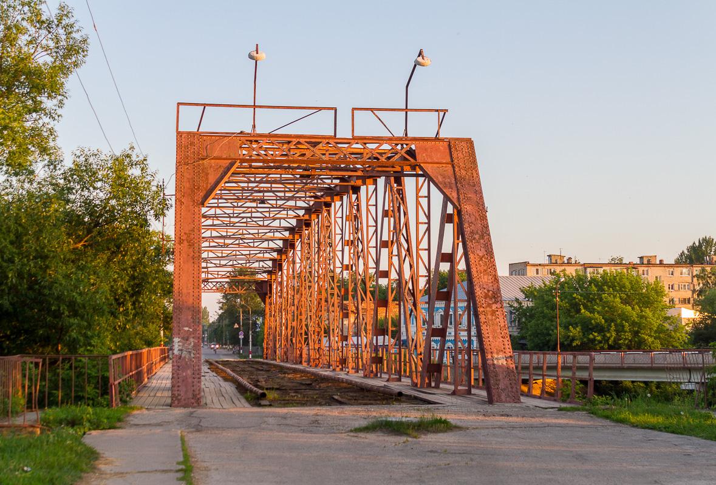 Петровский чугунный мост