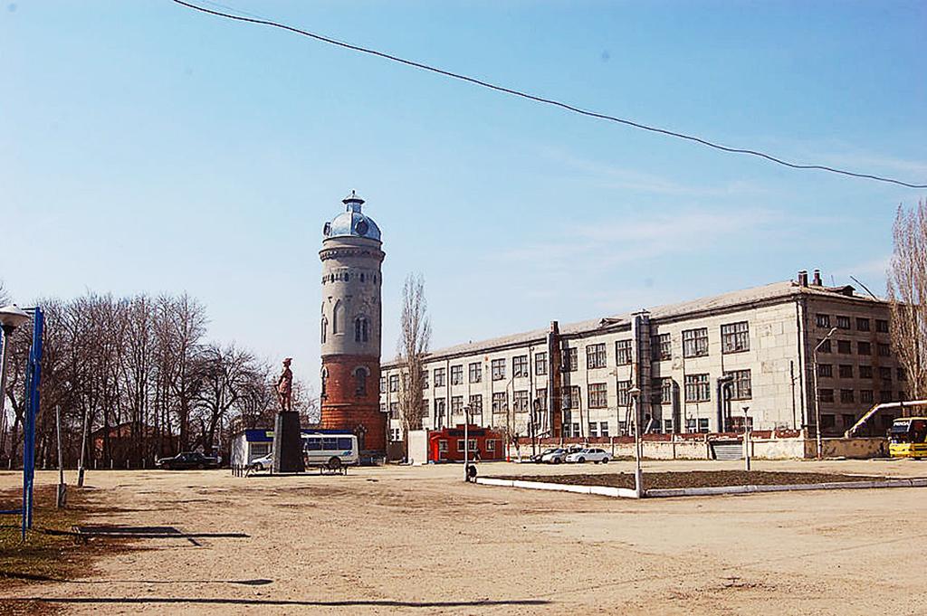 Петровская водонапорная башня