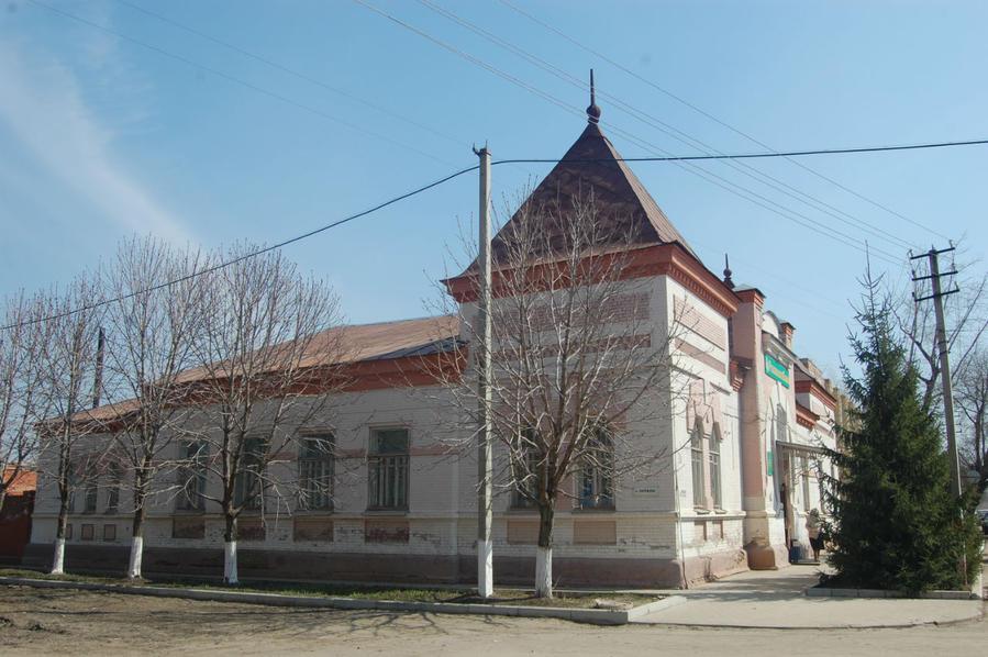 Здание уездного казначейства