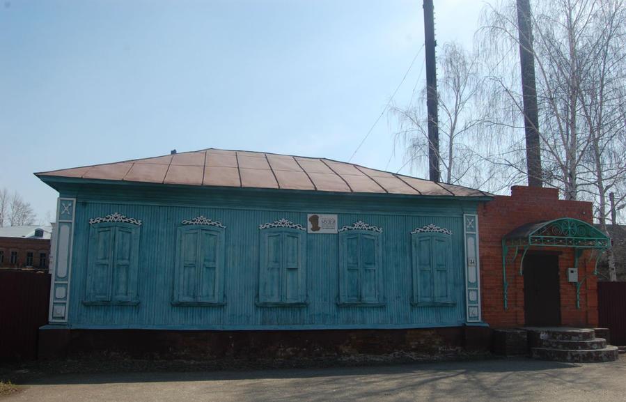 Мемориальный музей И.В. Панфилова