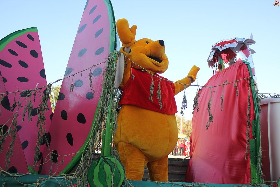 Фестиваль «Арбузная феерия»