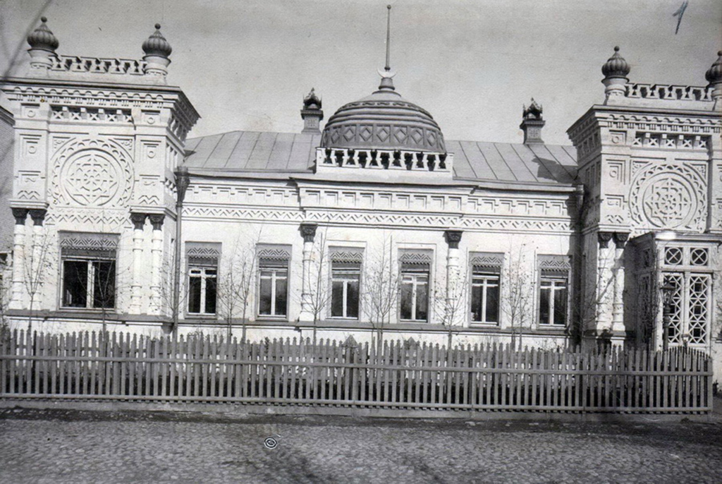 Дом А. А. Тилло