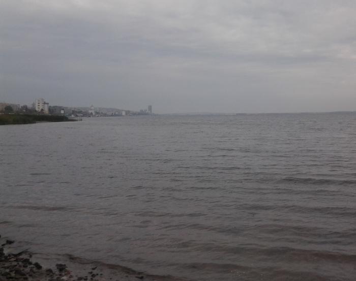 Пляж на Юрише