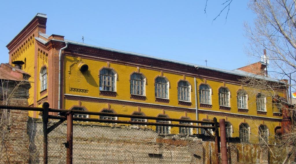 Шоколадная фабрика братьев Миллер