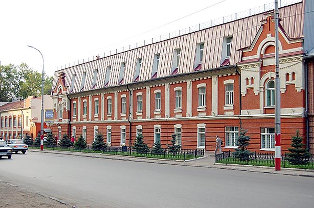 Табачная фабрика К.А.Штафа