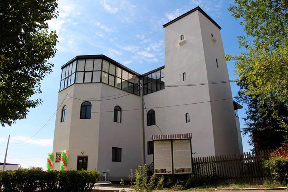 Этнопарк «Национальная деревня народов Саратовской области» области