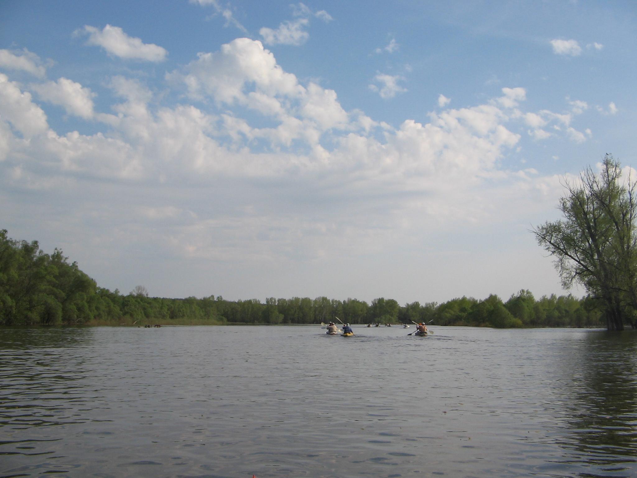 Сплавы по рекам области marentsov.ru