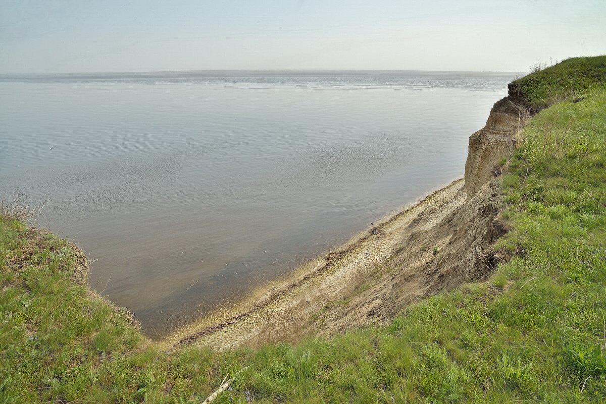 Залив Меловская речка