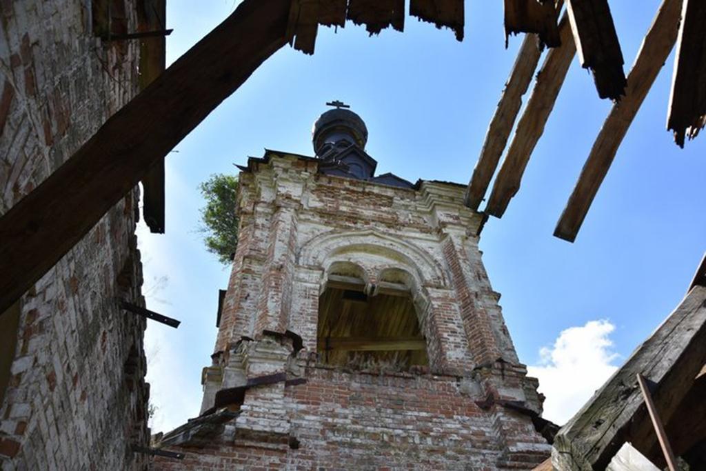 Храм во имя преподобного Алексия