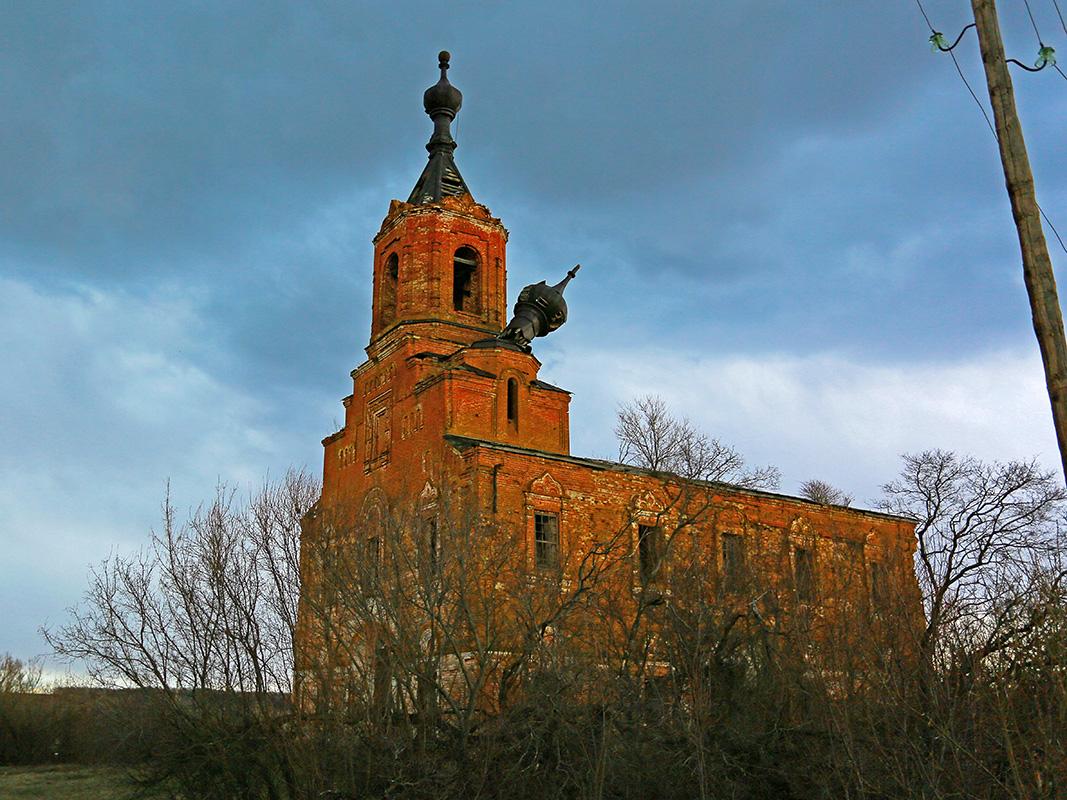 Храм во имя Казанской иконы Божией Матери