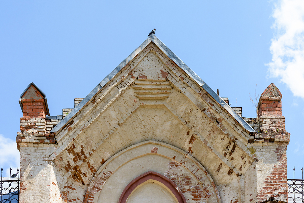 Католический храм Святого Антония