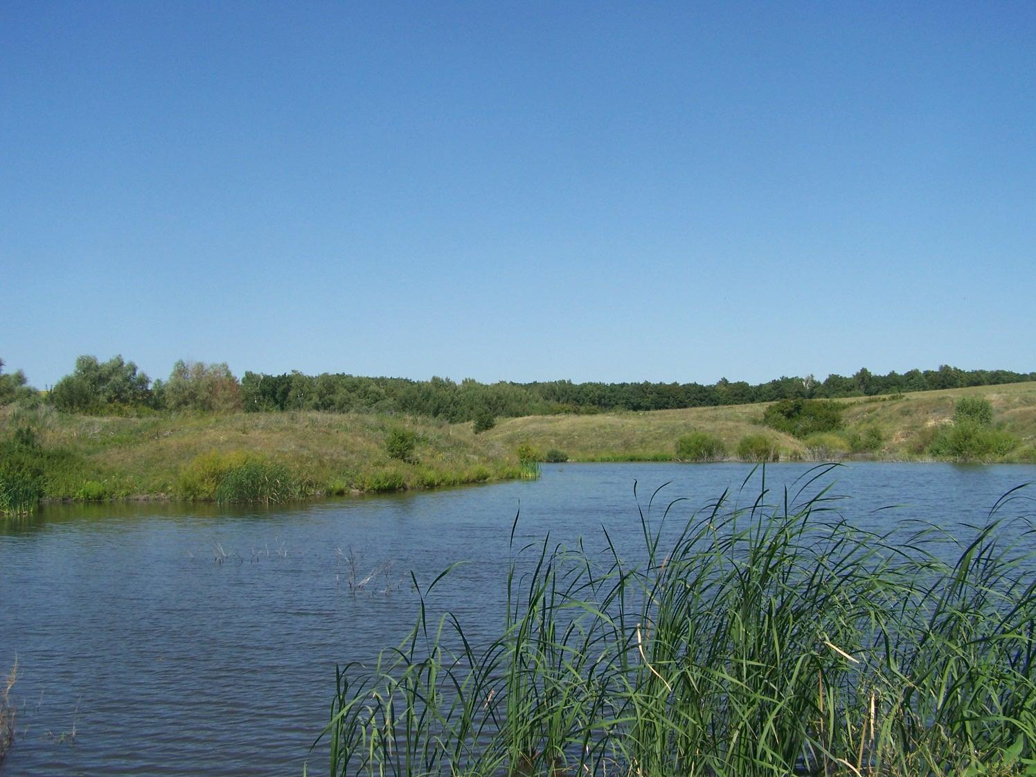 Григорьевские пруды