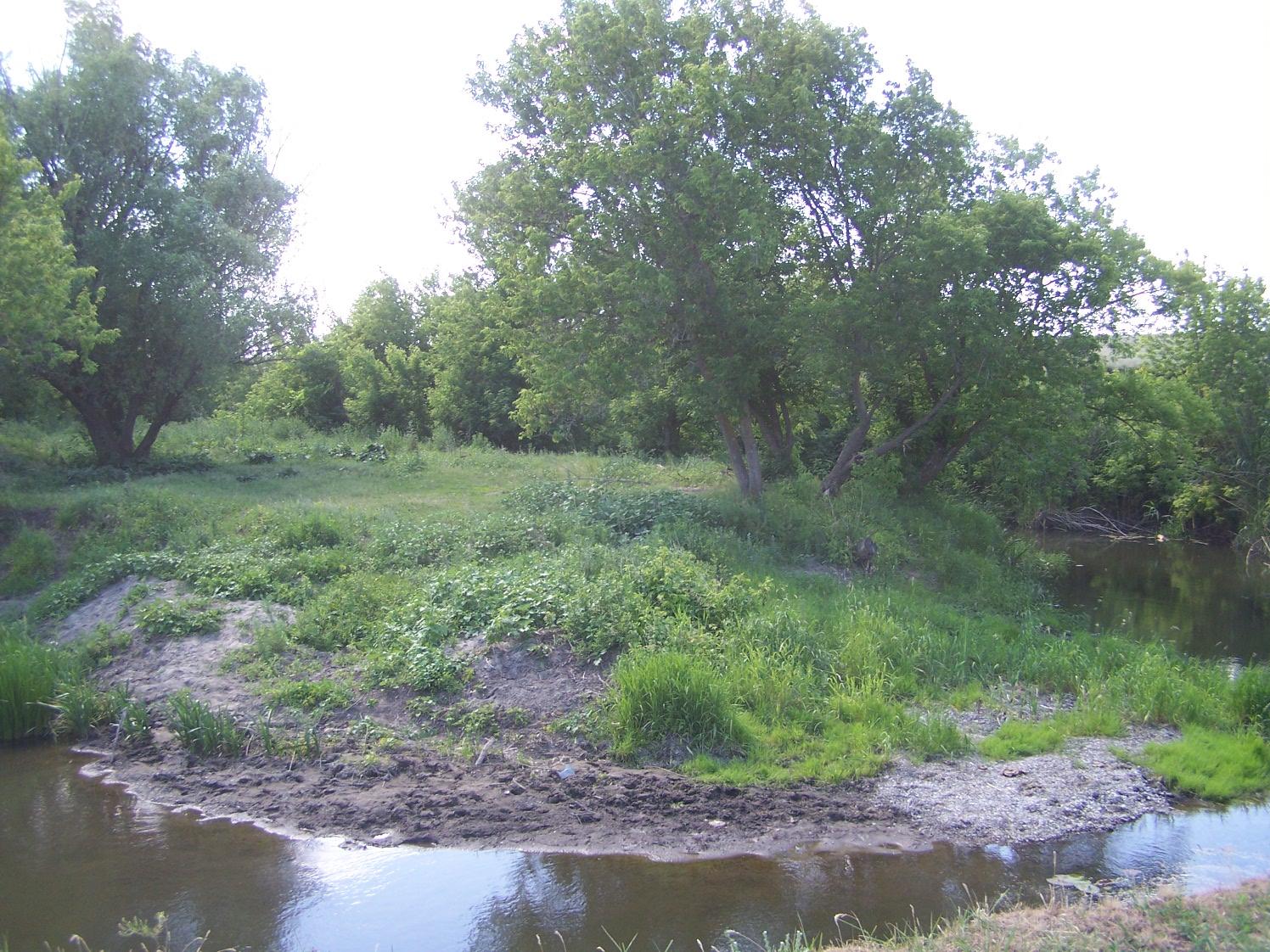 Река Курдюм