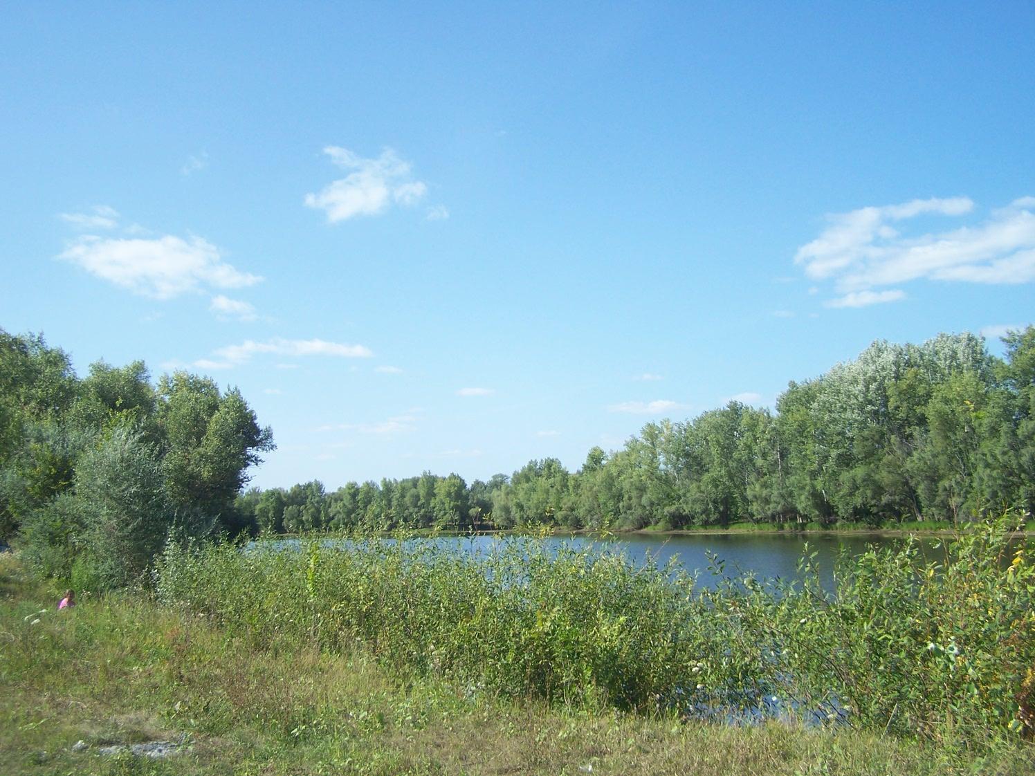 Речка Берёзовка