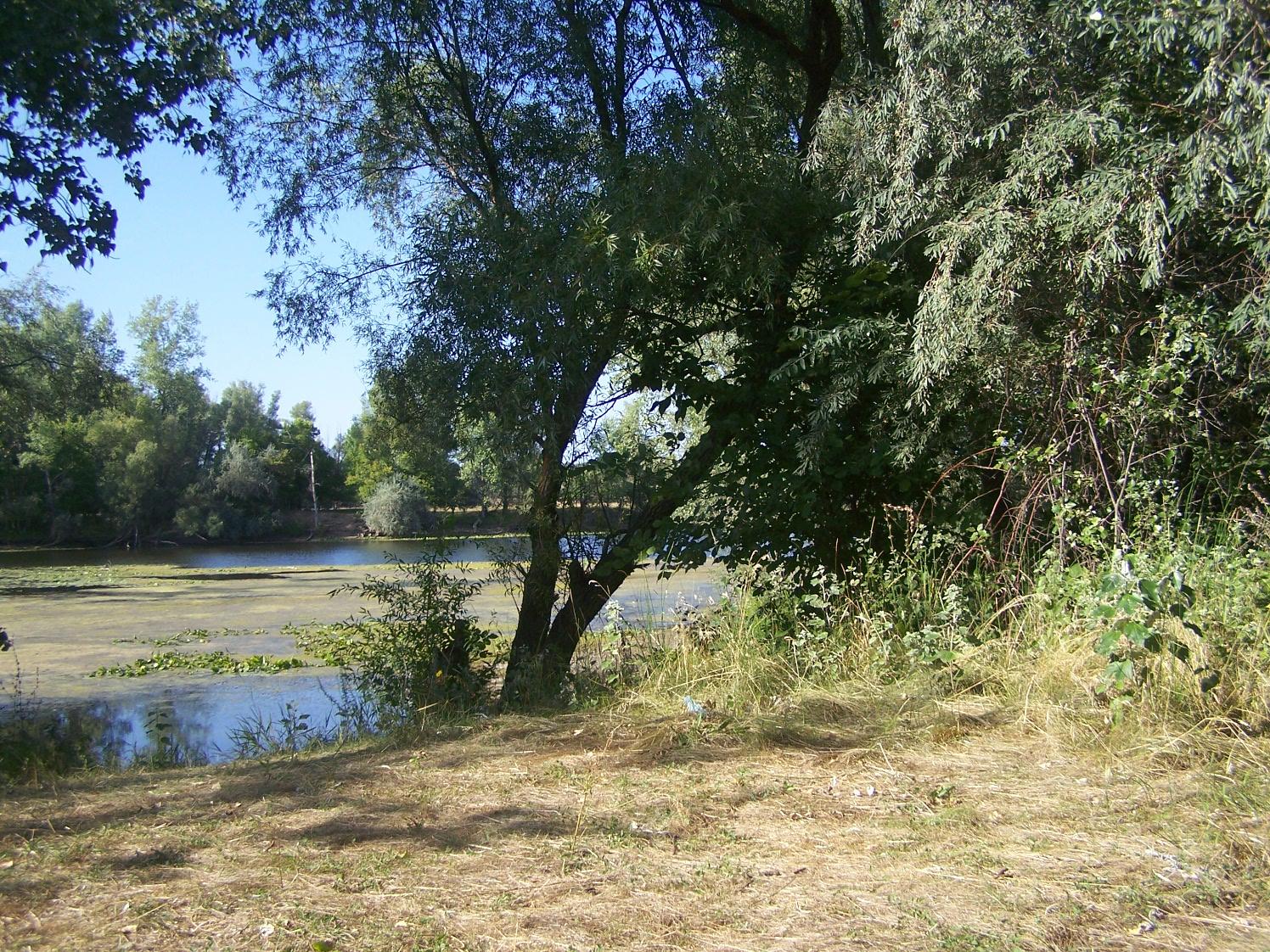Озеро Карее под Усть-Караманом