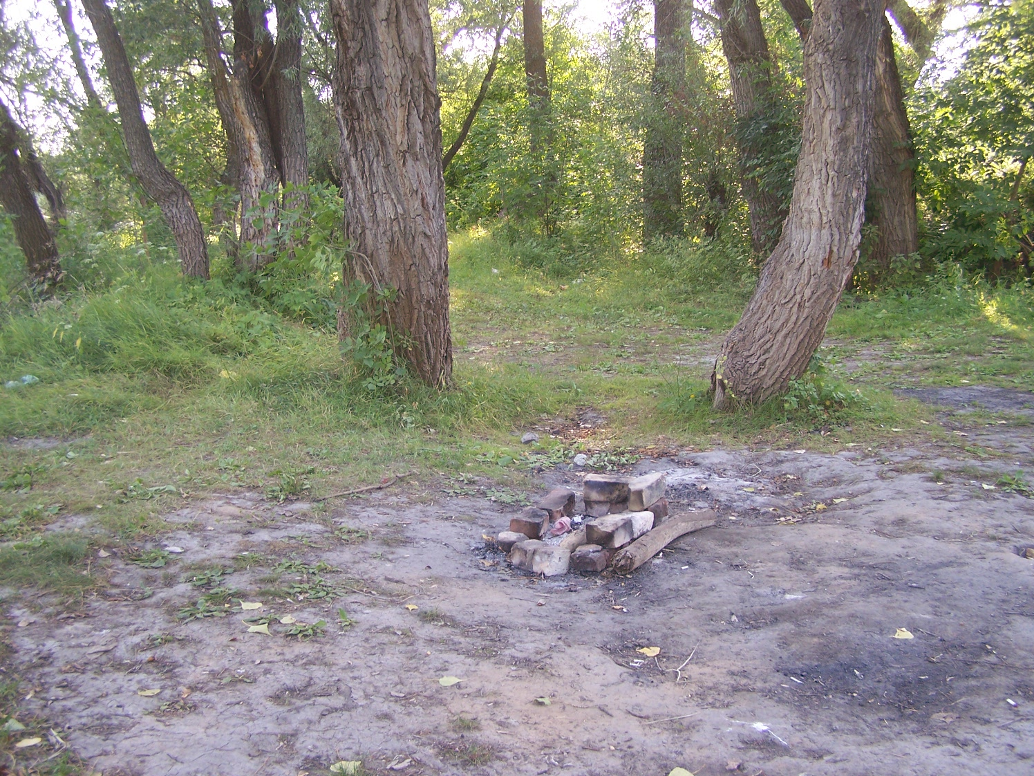 Палаточный отдых на Большом Карамане