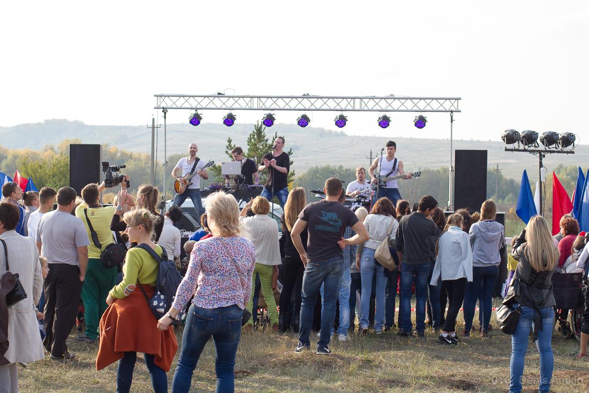 Фестиваль «Хаски детям»