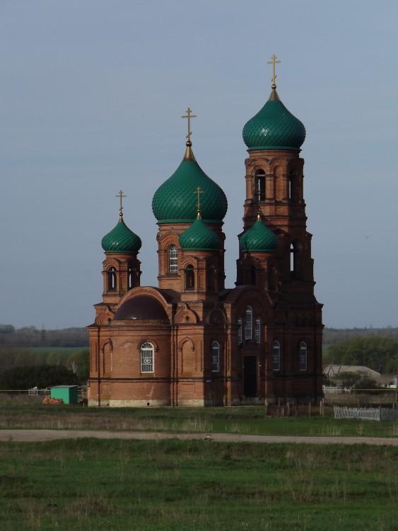 Храм во имя святого Архангела Михаила