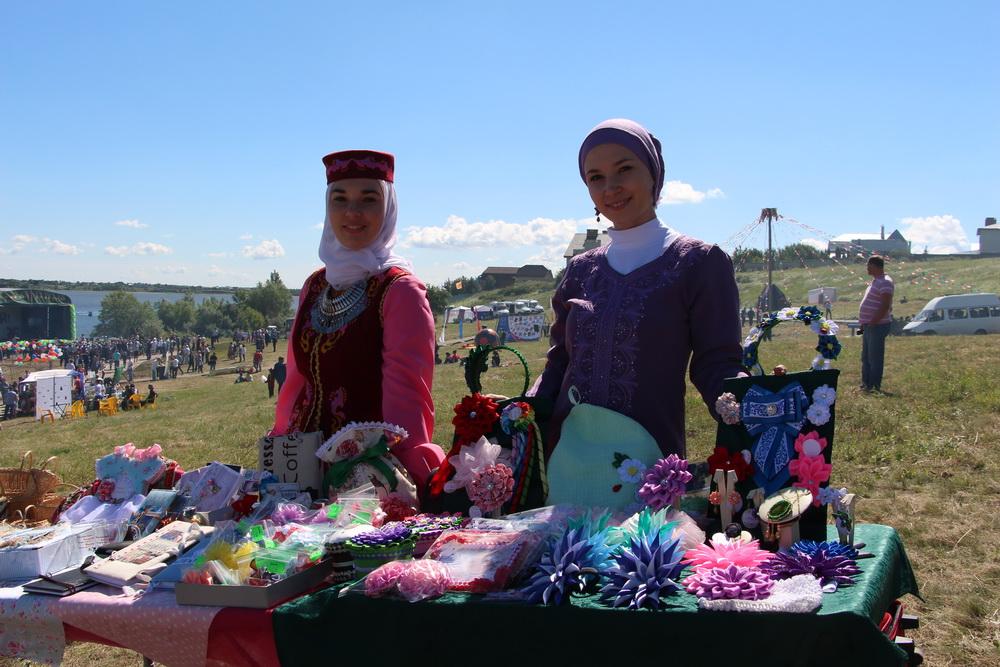 Областной традиционный национальный праздник «Сабантуй»
