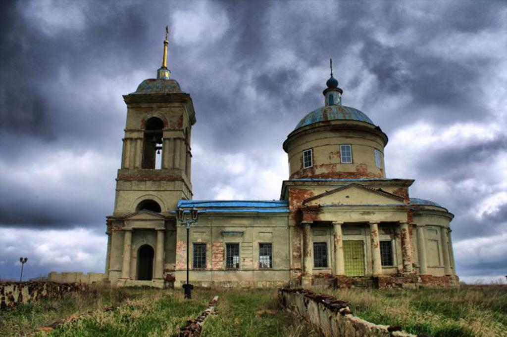 Храм Покрова Божией Матери