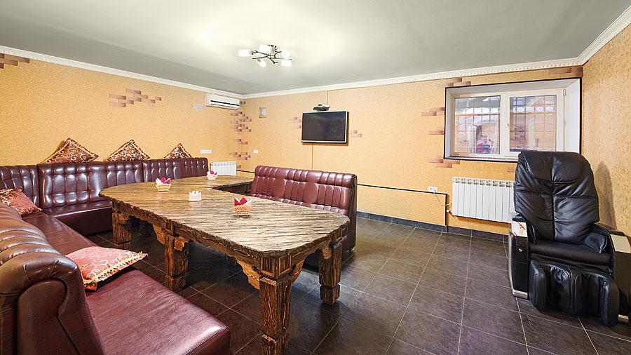 Гостиница и сауна – люкс «Ковчег»