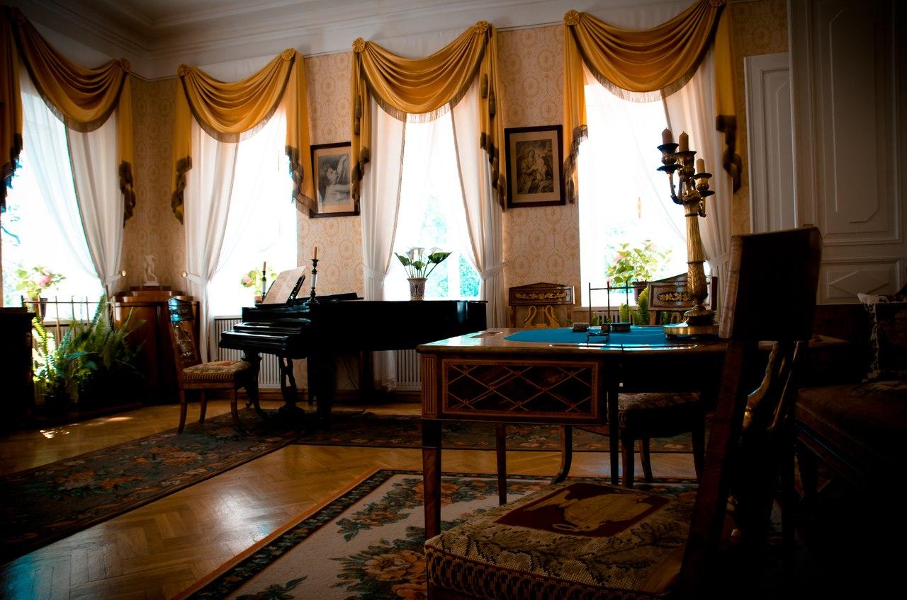 Тарханы — лермонтовский музей-заповедник