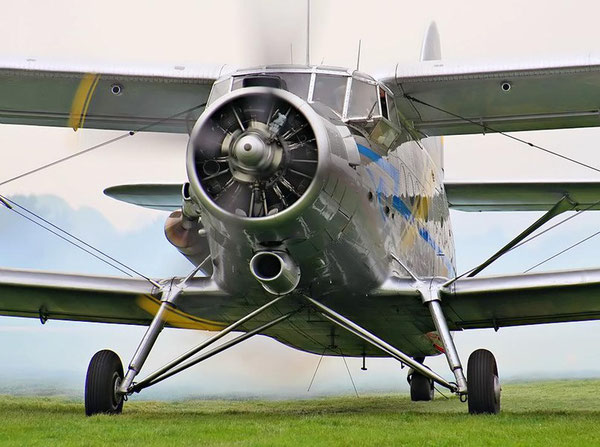 Полет на самолете АН-2 Лавка Чудес